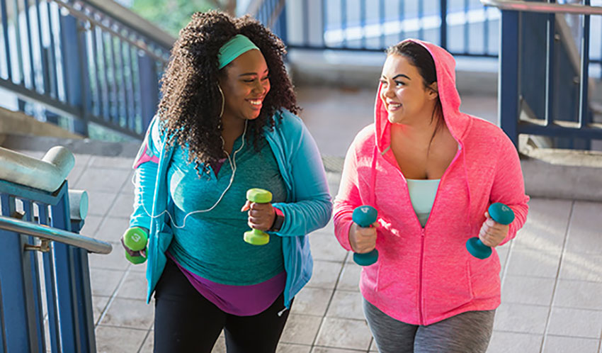 How to start exercising when youre overweight