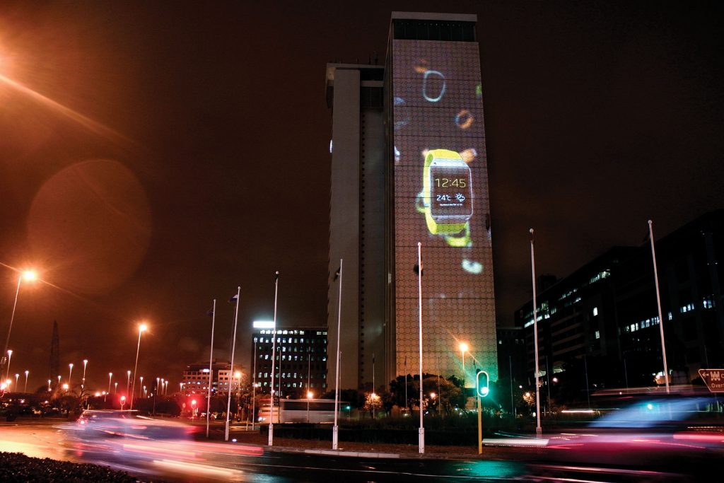Samsung Projection2